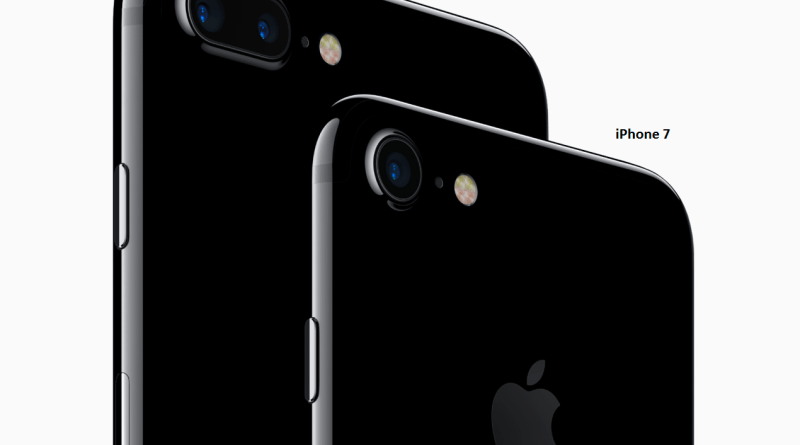 iPhone 7 ve İPhone 7 Plus Görseli