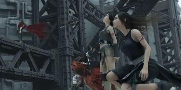 Final Fantasy VII 15th Anniversary Development Discussion With Tetsuya Nomura Yoshinori Kitase