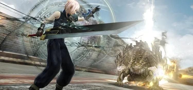 Preorder Lightning Returns to get Clouds uniform and Buster Sword  Nova Crystallis