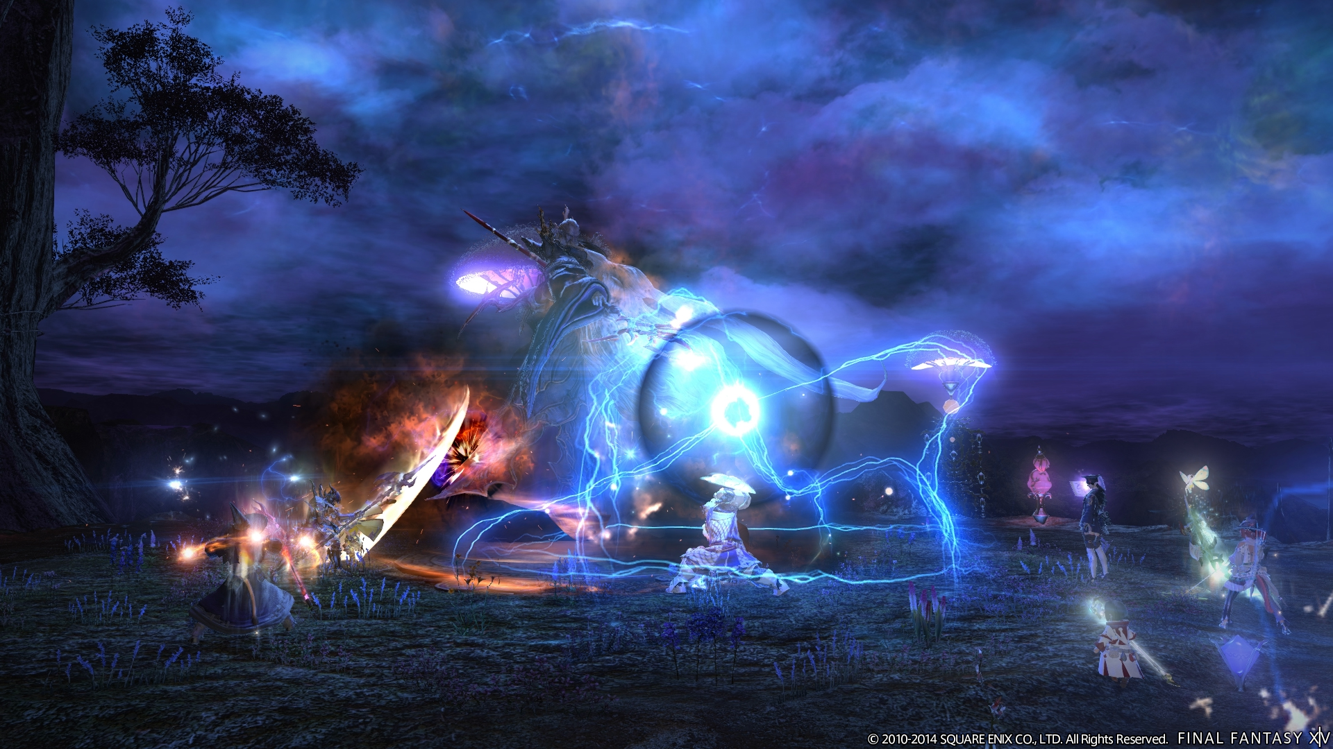 The Bosses In The Next Tier Of Final Fantasy XIVs Crystal Tower Nova Crystallis