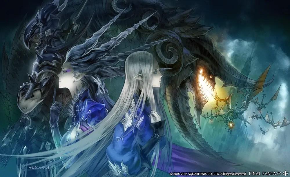 GC 2015 Final Fantasy XIV Interview Mit Naoki Yoshida