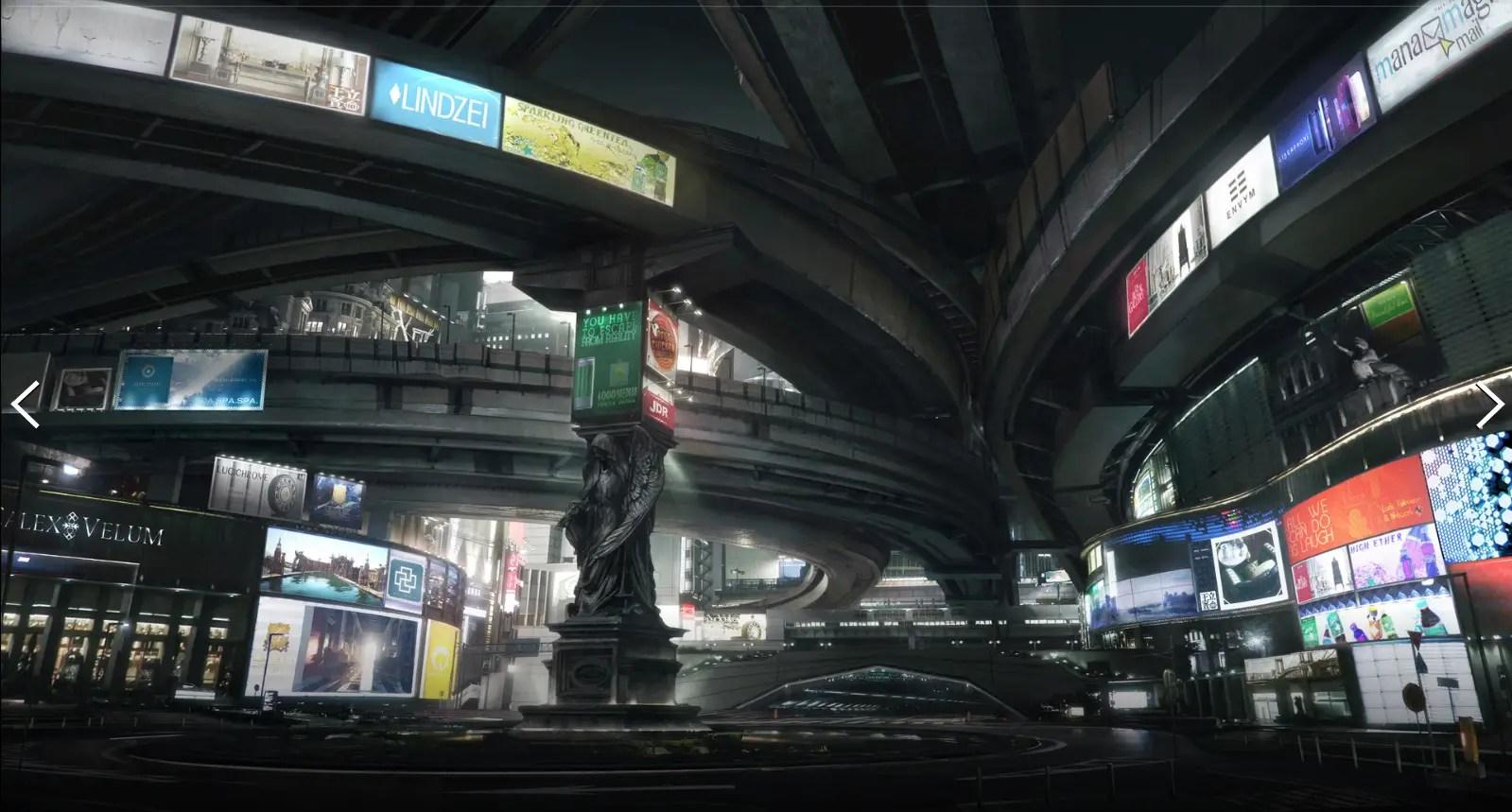 Kingsglaive Final Fantasy Xv Detailed In New Concept Art