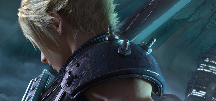 Final Fantasy VII Remake Resurfaces With New Key Visual