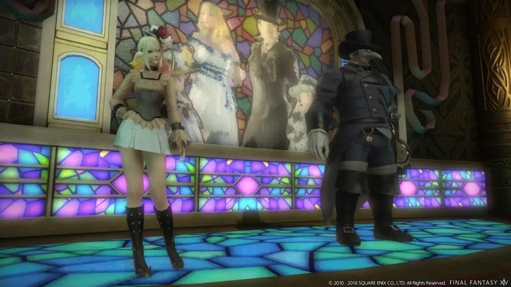 Final Fantasy XIV Details Fashion Report Mini Game