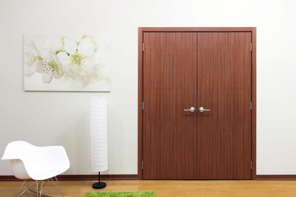 M34 Interior Door Sapele  Nova Interior Doors