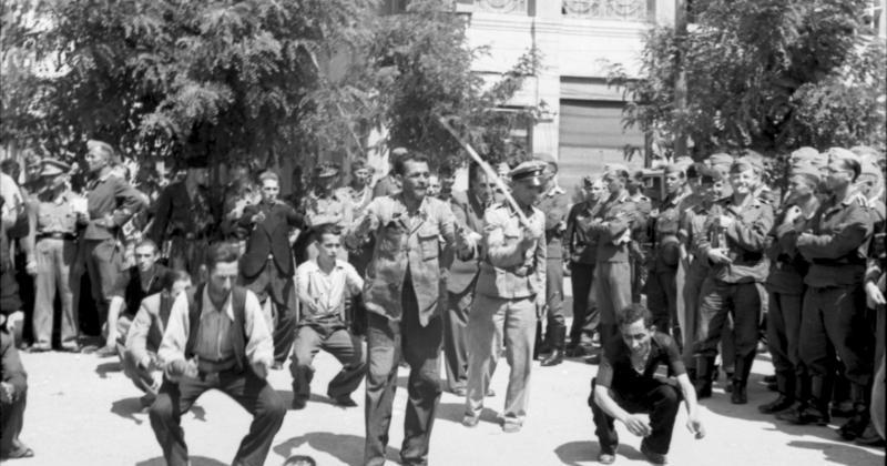 Salònica: 11 de juliol de 1942