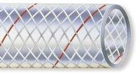 Red PVC Braided Hose - Novaflex 162RL