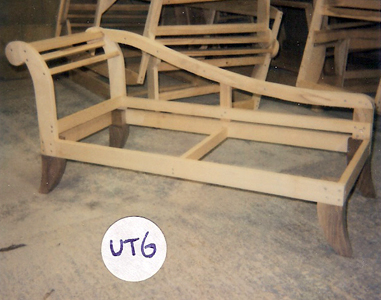 wooden chair frames for upholstery uk black and blue gaming nova furniture