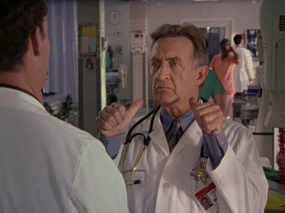 Dr Kelso di Scrubs