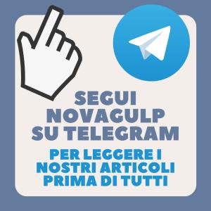 seguici sul nostro canale telegram