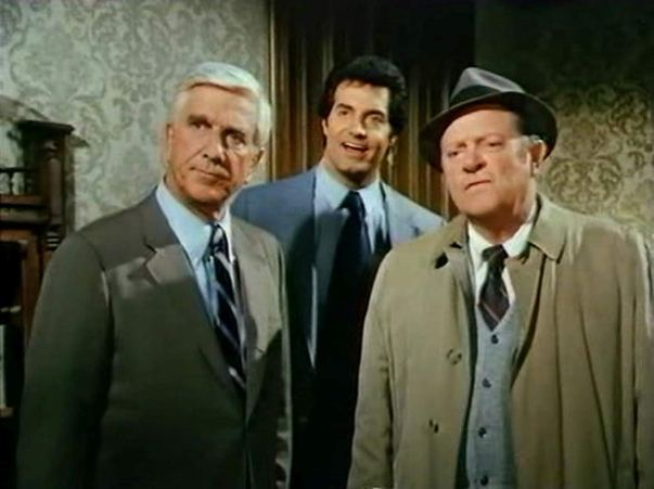 Cast Police Squad!