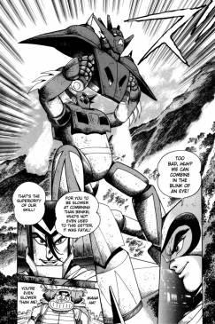 Getter Robot