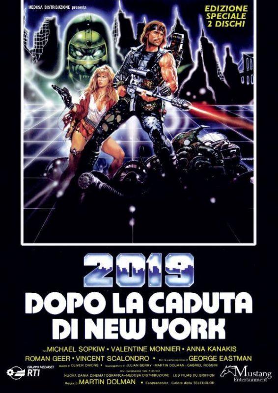 dvd dopo la caduta di new york