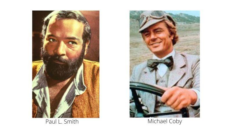 Paul Smith e Michael Coby