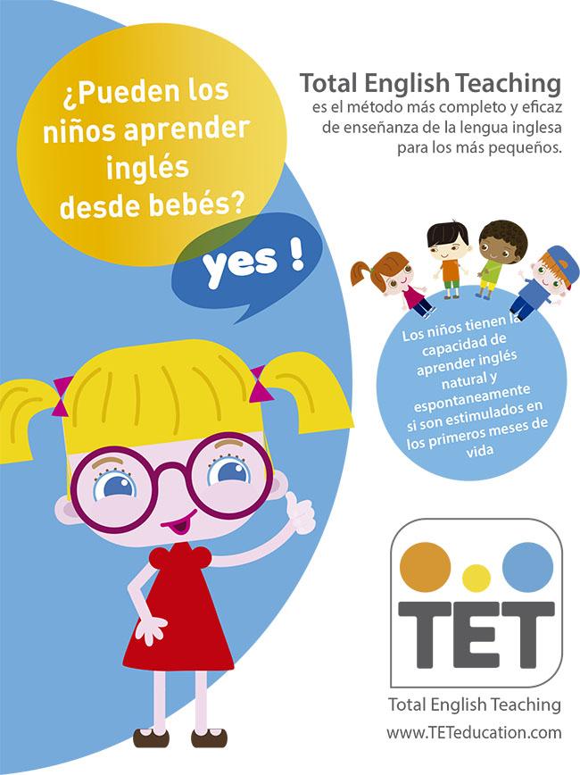 método tet en escuela infantil bilingüe novainfancia