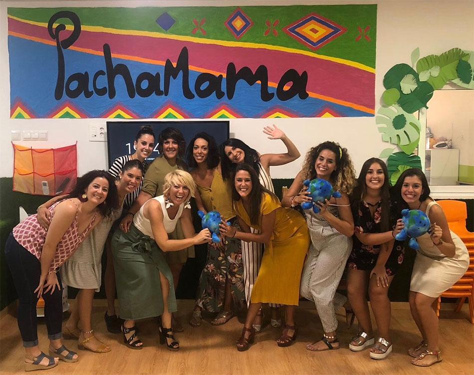 Arranca el proyecto Pachamama Novainfancia 2018