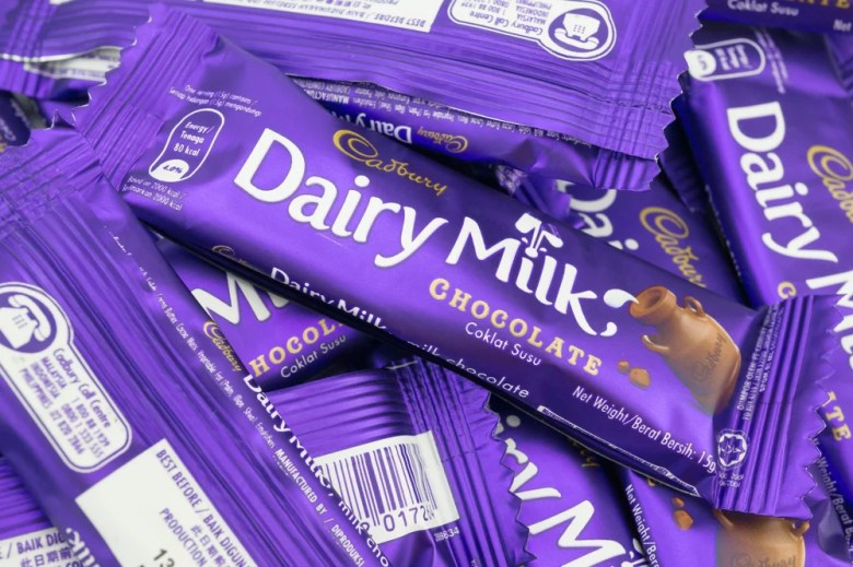 Czekolada Cadburry