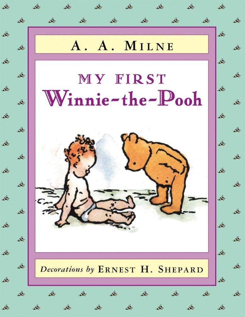Winnie the Pooh–najlepsze książki po angielsku dla dzieci