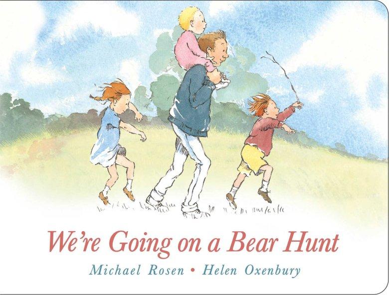 We're Going on a Bear Hunt–książki dla dzieci po angielsku