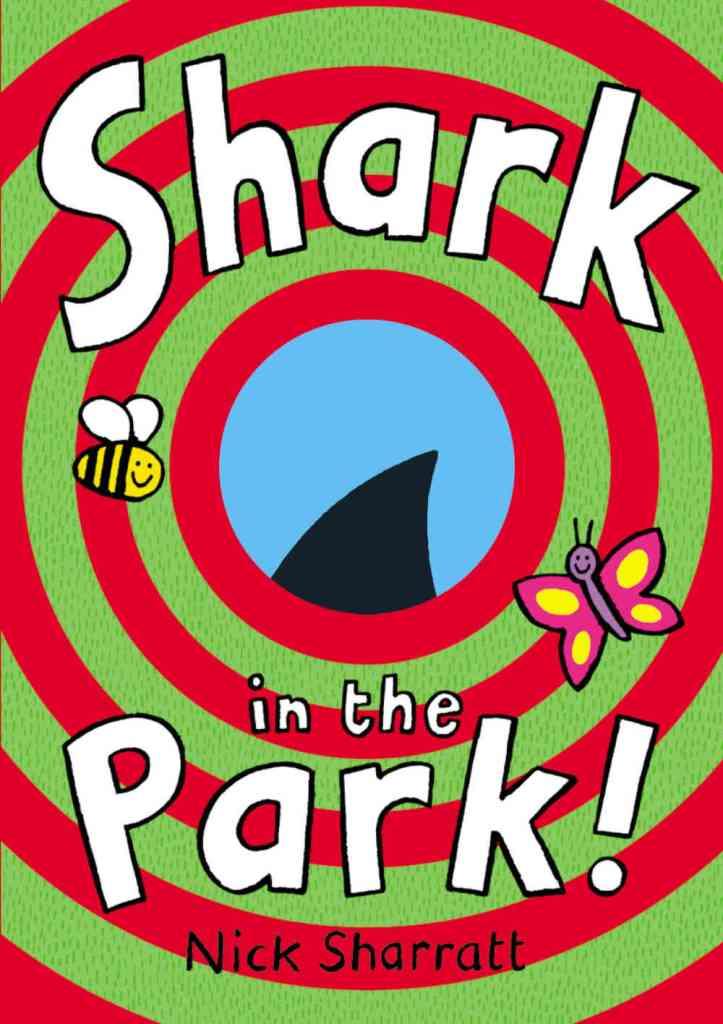 Shark in the Park–książki dla dzieci po angielsku