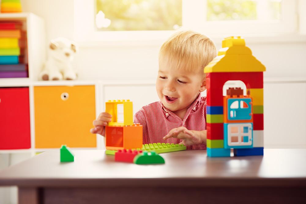 Metodo Montessori 10 Giochi Per Bambini Di 2 Anni