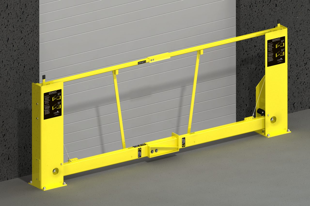 Dock Sentinel Safety Gate  Nova Technology