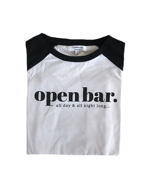 tee shirt d allaitement open bar tajinebanane