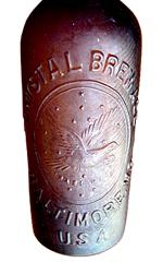 Crystal Brewage Beer