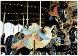 Carousel Horse by George Dentzel