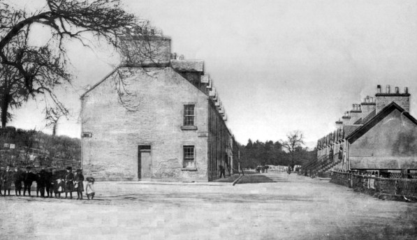 Divisions at Deanston c. Mid-19th Century