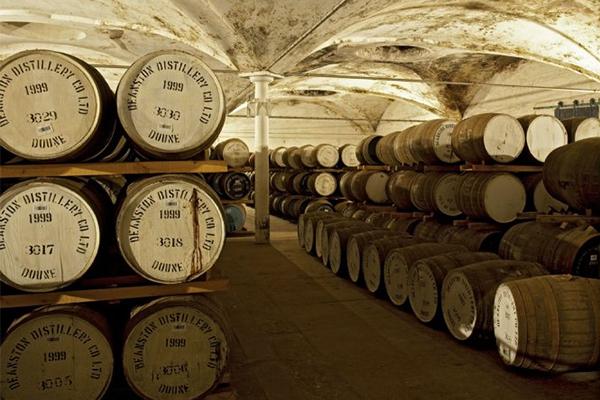 Reincarnation into a Distillery