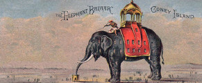 The Elephantine Bazaar