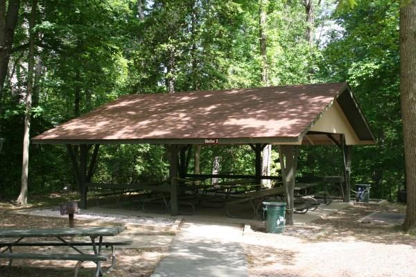 Picnic Shelters Nova Parks