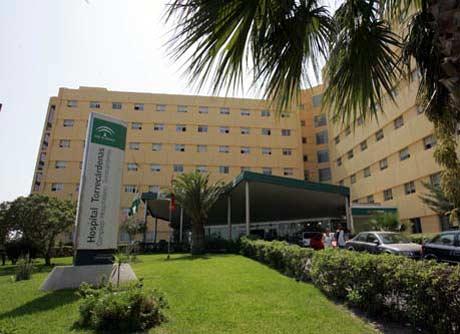 Hospital torrecárdenas almería