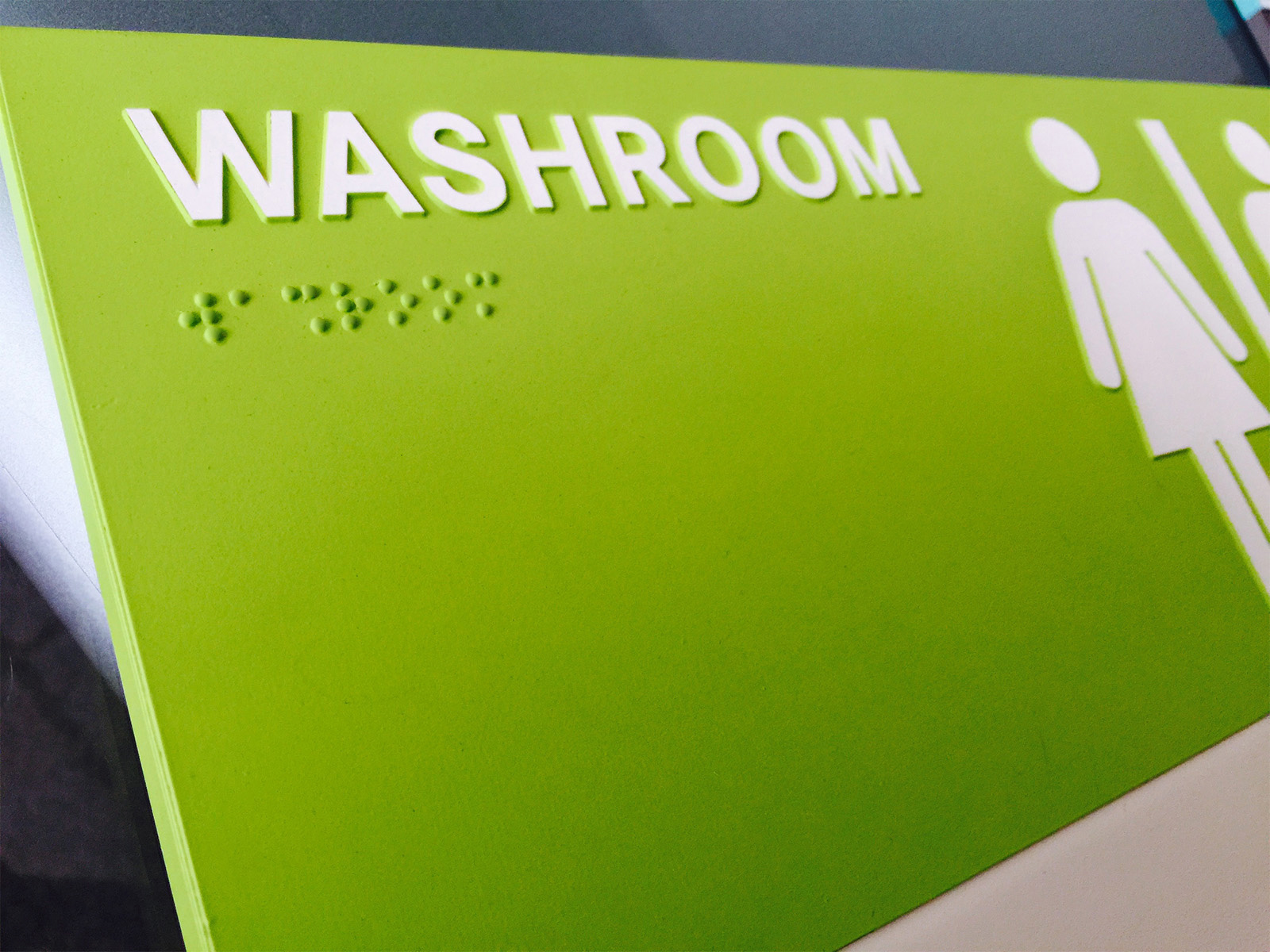 Seizing The Workflow Advantage For Ada Signage