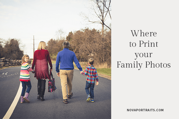 Where To Print Your Photos | Northern VA Family Photography
