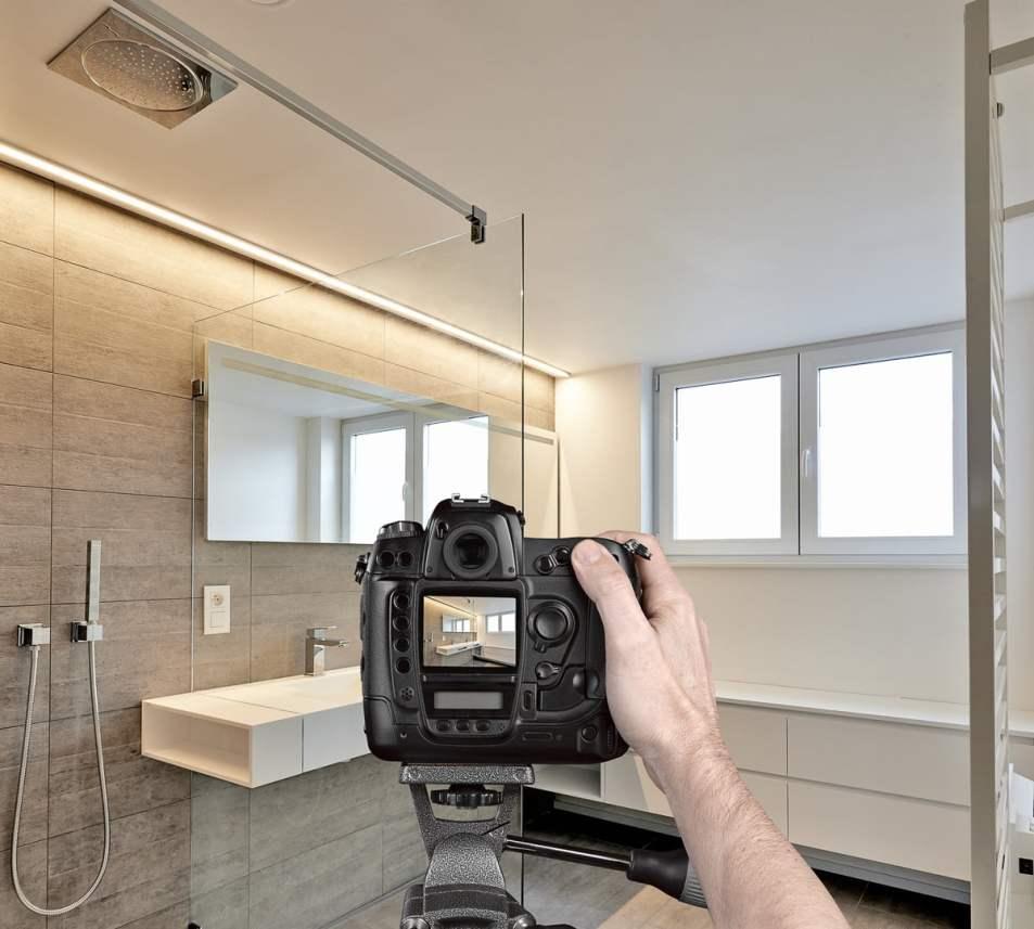 Real Estate Photo of Luxury Bathroom