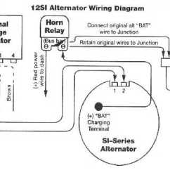 Gm Cs130 Alternator Wiring Diagram 02 Saturn Sl1 Novaresource Si To Cs Conversion Use This And