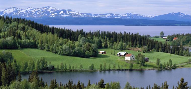 Ferienwohnung Jämtland Schweden Novasol Ch