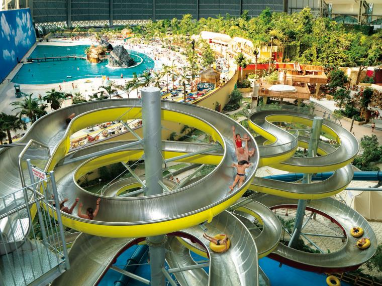 tropical islands waterpark i