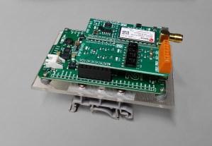 Controlleur IOT qui fonctionne avec le LTE