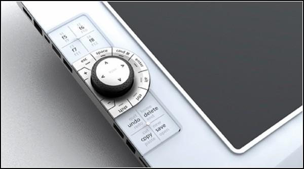Электронный планшет M • pad: панель управления
