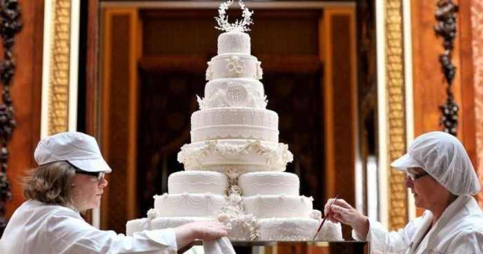 Самые дорогие торты в мире.