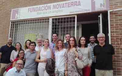 Aportem y Novaterra repasan fórmulas de colaboración
