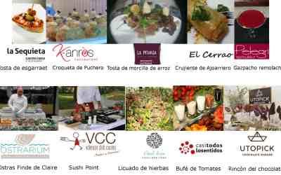 Algunos de los platos que podrás degustar el 5 de junio