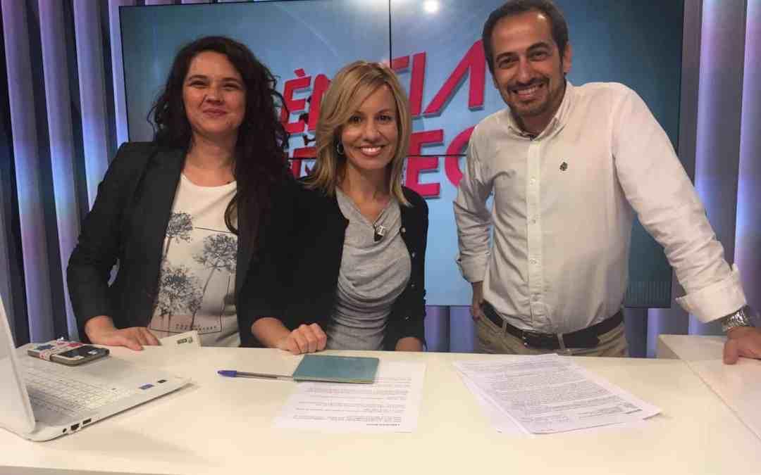 """Novaterra en """"València en Directe"""" de Levante TV"""