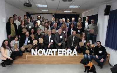 Novaterra entrega 51 distintivos de Empresa Comprometida con la Inclusión social