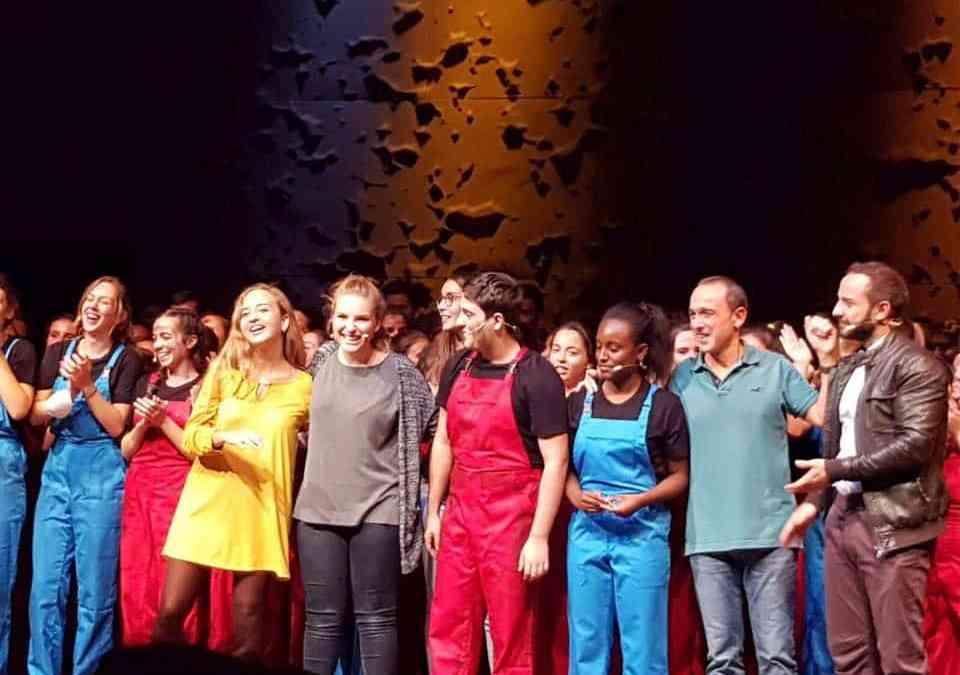 El Musical Invisibles se despide con un concierto Benéfico en favor de la Fundación Novaterra