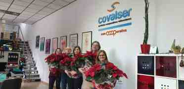 Covalser VS Flor solidaria