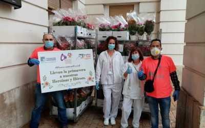 Novaterra y CM Plants llevan la primavera a nuestras heroínas y héroes